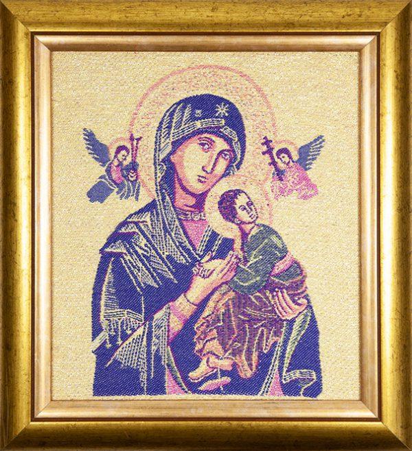 Ikona tkana Maryja kod produktu: MARYG-FNS03
