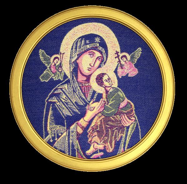 Ikona tkana Maryja kod produktu: MARYOVB-FS