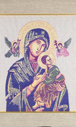 Ikona tkana Maryja kod produktu: MARYW-F02